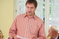 A-Treff-Präsident Werner Stein appeliert an die Grosszügigkeit der Spender.